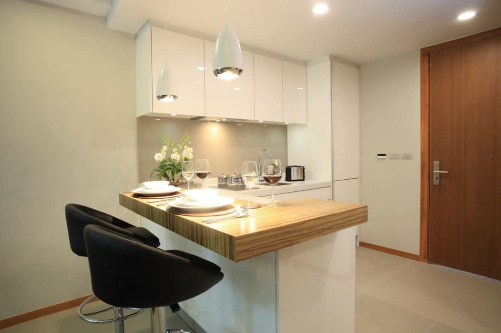 This 2 bedroom / 1 bathroom Apartment for sale is located in Bangtao on Phuket