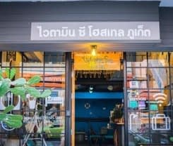 Vitamin Sea Hostel Phuket is located at 54/8 Montri Road on the island of Phuket. Vitamin Sea Hostel Phuket has a guest rating of 9.0 and has Hostel amenities including: Wi-Fi