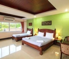 Baan Sutra Guesthouse. Location at 7 Deebuk Rd.,