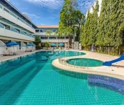 Karon Whale Resort is located at 538/3 Patak Road