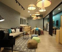 Lupta Hostel Patong Hideaway is located at 138 taweewong Rd.