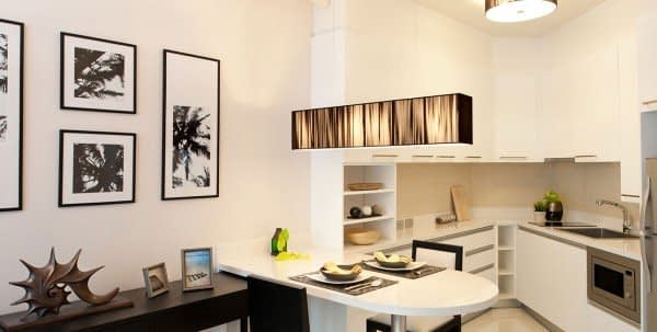 This 1 bedroom / 1 bathroom Apartment for sale is located in Laguna on Phuket