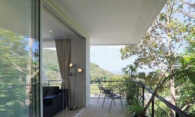 This 2 bedroom / 1 bathroom Apartment for sale is located in Kamala on Phuket