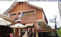 The Luna is located at 19/9 Moo 1 Soi Naiyang 16 Tambon Sa Khu Aumper Thalang on Phuket in Thailand. The Luna has a guest rating of 9.3 and has Hostel amenities including: Parking