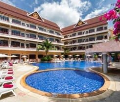 Kata Poolside Resort is located at 36