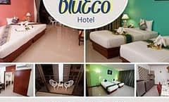 The BluEco Hotel is located at 100 / 75 Kata
