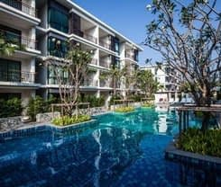 The Title Beach Front. Location at 456/33 - 456/83 Moo 6 Viset Road, Muang, Phuket