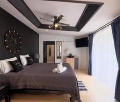 Harrys Steakhouse & Beach Hotel is located at 110/2 Soi Patong Tower