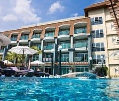 The Hill Resort is located at 19 Sirirat R. Patong beach on Phuket island. The Hill Resort has a guest rating of 8.8 and has Resort amenities including: Swimming Pool