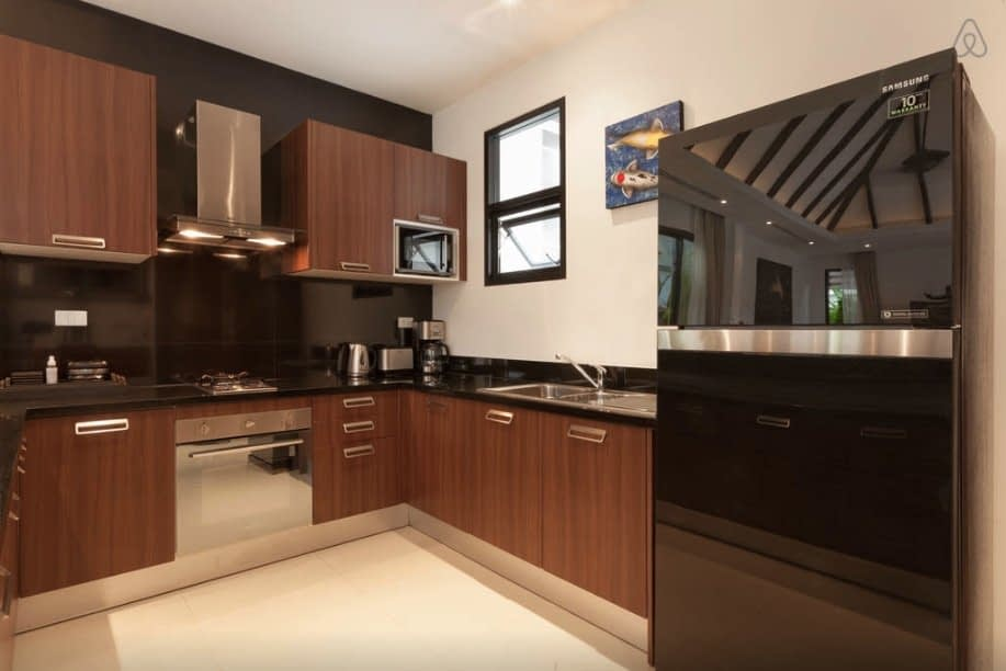 This 3 bedroom / 3 bathroom Villa for sale is located in Cherng Talay on Phuket