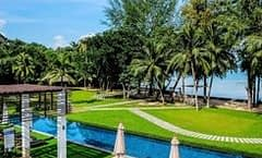 Indochine Resort and Villas is located at 328 Prabaramee Road