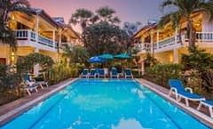 Lae Lay Suites is located at 214/22 Patak Road Phuket on Phuket island. Lae Lay Suites has a guest rating of 8.3 and has Resort amenities including: Swimming Pool