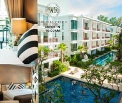 The Title KR Beach Condotel is located at 499/161