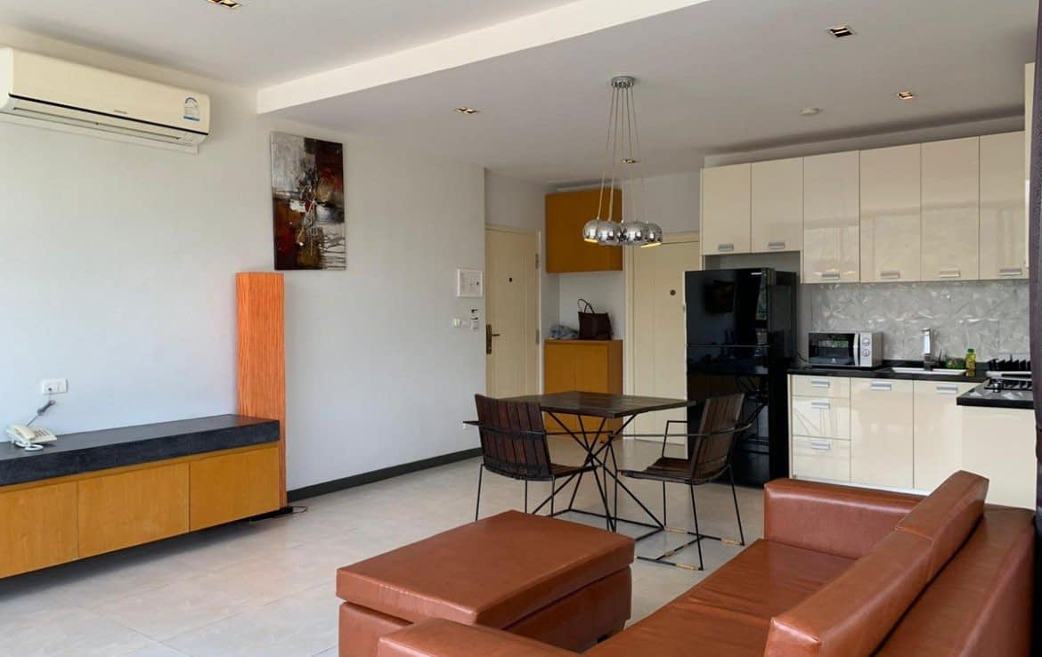 1 bedroom / 1 bathroom Apartment in Kamala is on the market for sale, or re-sale.