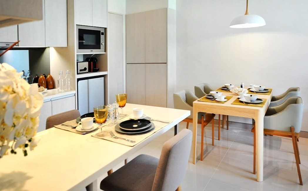 This 2 bedroom / 2 bathroom Apartment for sale is located in Cherng Talay on Phuket