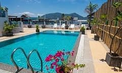 Star Hotel Patong is located at 34/103-104 Prachanookhro Road on the island of Phuket. Star Hotel Patong has a guest rating of 7.1 and has Hotel amenities including: Swimming Pool
