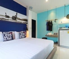 The Journey Patong is located at 44/2-3 Soi Klongbangwat