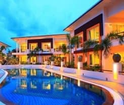 The One Cozy Vacation Residence is located at 7/22 M.5 Soi Ta-Ied Chao-Fah Tawan Tok Rd. Muang on Phuket island