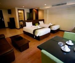 The Deck Condo Patong is located at 81/123 Ratuthit Songroipi Road