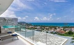 The View Phuket is located at 78/7 Patak Road