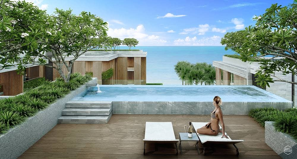 This 2 bedroom / 2 bathroom Apartment for sale is located in Kamala on Phuket