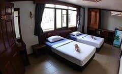 Little Mermaid Guesthouse & Restaurant is located at 126 Taina Road
