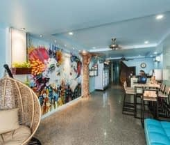 Armoni Patong Beach Hotel is located at 92/13 Thaweewong Road Soi Doctor Wattana on Phuket island. Armoni Patong Beach Hotel has a guest rating of 7.5 and has Hotel amenities including: Swimming Pool